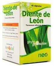 Neo Diente de León Microgranulos 45 cápsulas