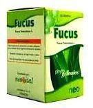 Neo Fucus Microgranulos 45 cápsulas