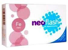 Neo Hierro Neoflash 30 comprimidos