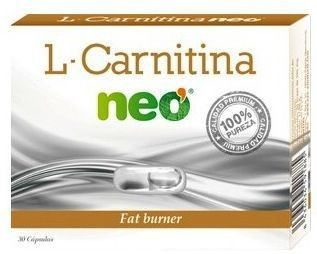 Neo L-Carnitina Neo Licaps 30 cápsulas