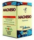 Neo Magnesio Microgranulos 50 cápsulas
