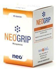 Neo Neogrip 40 cápsulas