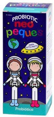 Neo Peques Probioticos 8 viales bifásicos