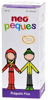 Neo Peques Propolis Plus jarabe 150ml