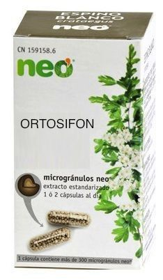 Neo Ortosifon Microgranulos 45 cápsulas