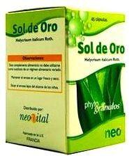 Neo Sol de Oro Microgranulos 45 cápsulas