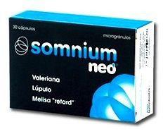 Neo Somnium Neo 30 cápsulas