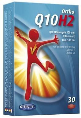 Orthonat Ortho Q10 H2 30 cápsulas