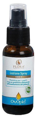 Flora Loción Spray Antiparasitos Ovopid 150ml