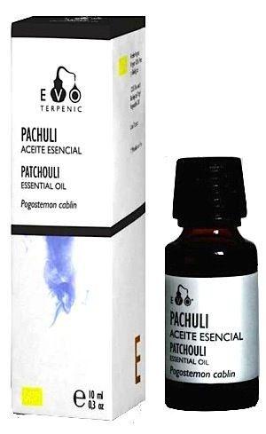 Terpenic EVO Pachuli Aceite Esencial Bio 10ml