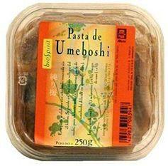 Bio Spirit Umeboshi Pasta 250g