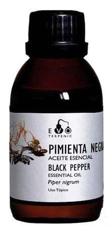 Terpenic EVO Pimienta Negra Aceite Esencial 100ml