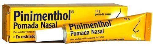 DHU Pinimenthol Pomada Nasal 10g