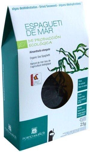 Porto Muiños Alga Espagueti de Mar 25g Bio