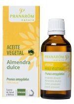 Pranarom Almendra Dulce Aceite Vegetal Virgen 50ml