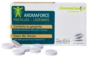 Pranarom Aromaforce Pastillas 21 comprimidos