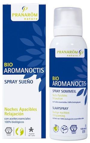 Pranarom Aromanoctis spray 100ml