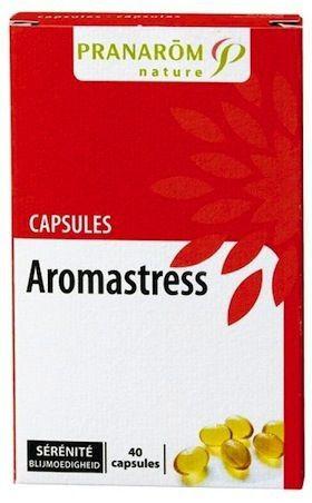 Pranarom Aromastress Serenidad 40 cápsulas