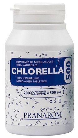 Pranarom Chlorella 200 comprimidos