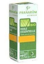 Pranarom Enebro Común Alpino Aceite Esencial BIO 5ml