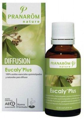 Pranarom Eucaly Plus mezcla aceites 30ml