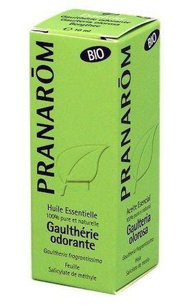 Pranarom Gaulteria Olorosa Hoja Aceite Esencial BIO 10ml