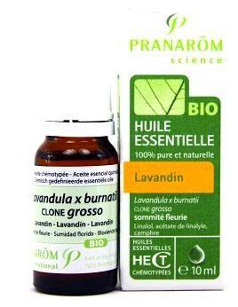 Pranarom Lavandin Clone Grosso Aceite Esencial BIO 10ml