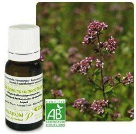 Pranarom Oregano Aceite Esencial Bio 10ml