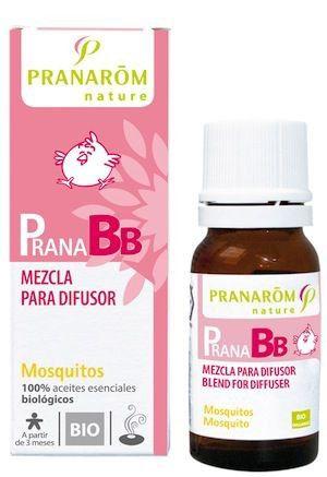 Pranarom Pranabb Mezcla Difusor Mosquitos 10ml