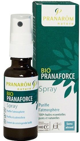 Pranarom Pranaforce Purifica la Atmósfera spray 30ml