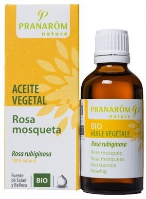 Pranarom Rosa Mosqueta Aceite Vegetal BIO 50ml