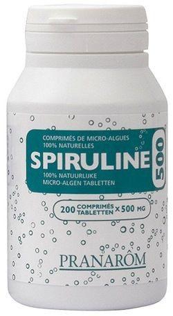 Pranarom Spirulina 200 comprimidos