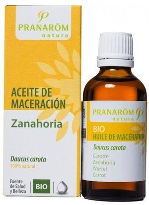 Pranarom Zanahoria Aceite Vegetal BIO 50ml