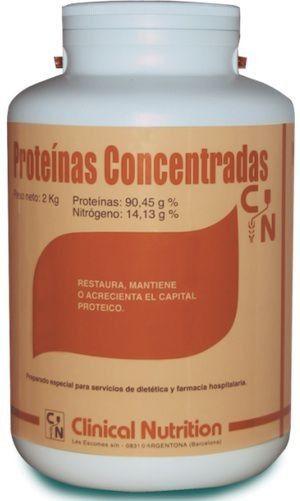 Wallax Farma Proteínas Concentradas 2Kg