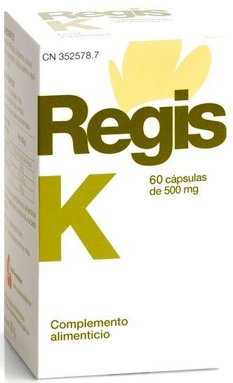Global Remediation Regis K 60 comprimidos
