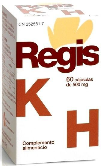 Global Remediation Regis K H 60 comprimidos