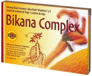 Robis Bikana Complex 30 comprimidos