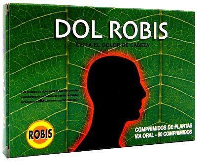 Robis Dol Robis 60 comprimidos