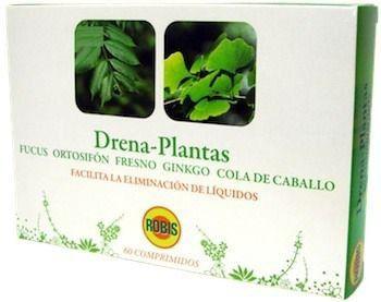 Robis Drena Plantas 60 comprimidos