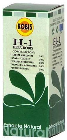 Robis Extracto H1 Hepatico Biliar 50ml