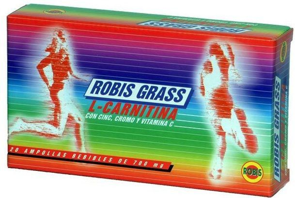 Robis Grass 20 ampollas