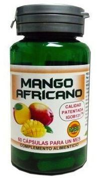 Robis Mango Africano 60 cápsulas