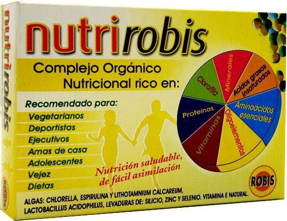 Robis Nutri Robis 90 comprimidos
