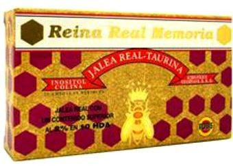 Robis Reina Real Memoria 20 ampollas