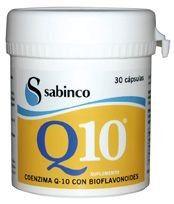 Sabinco Q10 30mg 30 cápsulas
