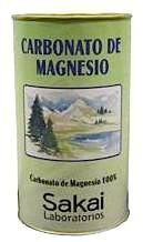 Sakai Carbonato de Magnesio 160g