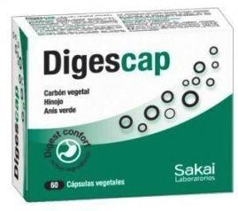 Sakai Digescap 60 cápsulas