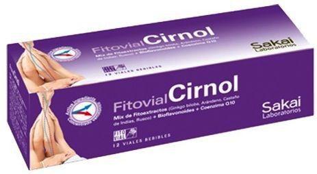 Sakai Fitovial Cirnol 12 viales