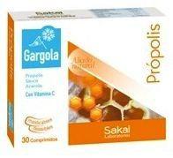 Sakai Gargola Propolis 30 comprimidos masticables