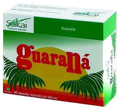 Sakai Guaraná 60 cápsulas